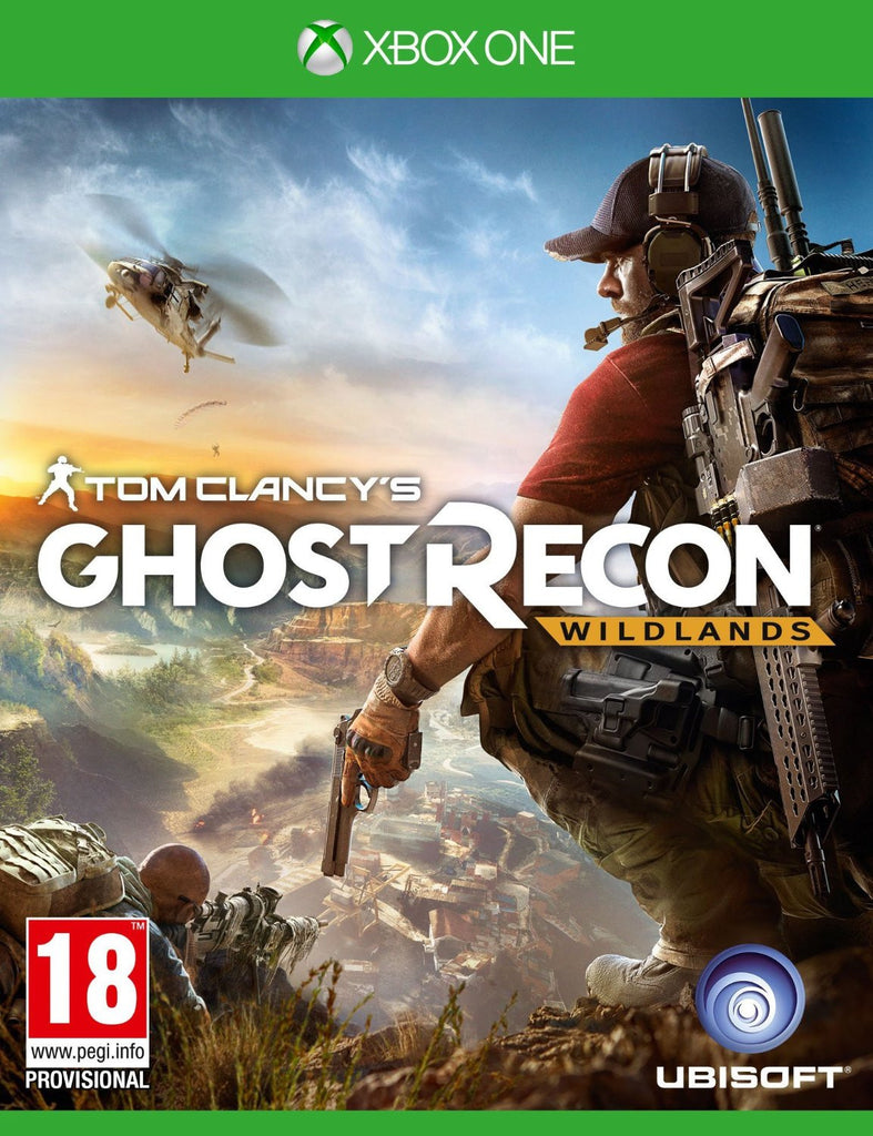 Ghost Recon: WildLands - Xbox One - Video Games by UBI Soft The Chelsea Gamer