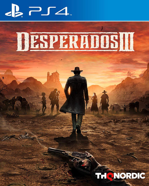 Desperados 3 - Video Games by Nordic Games The Chelsea Gamer