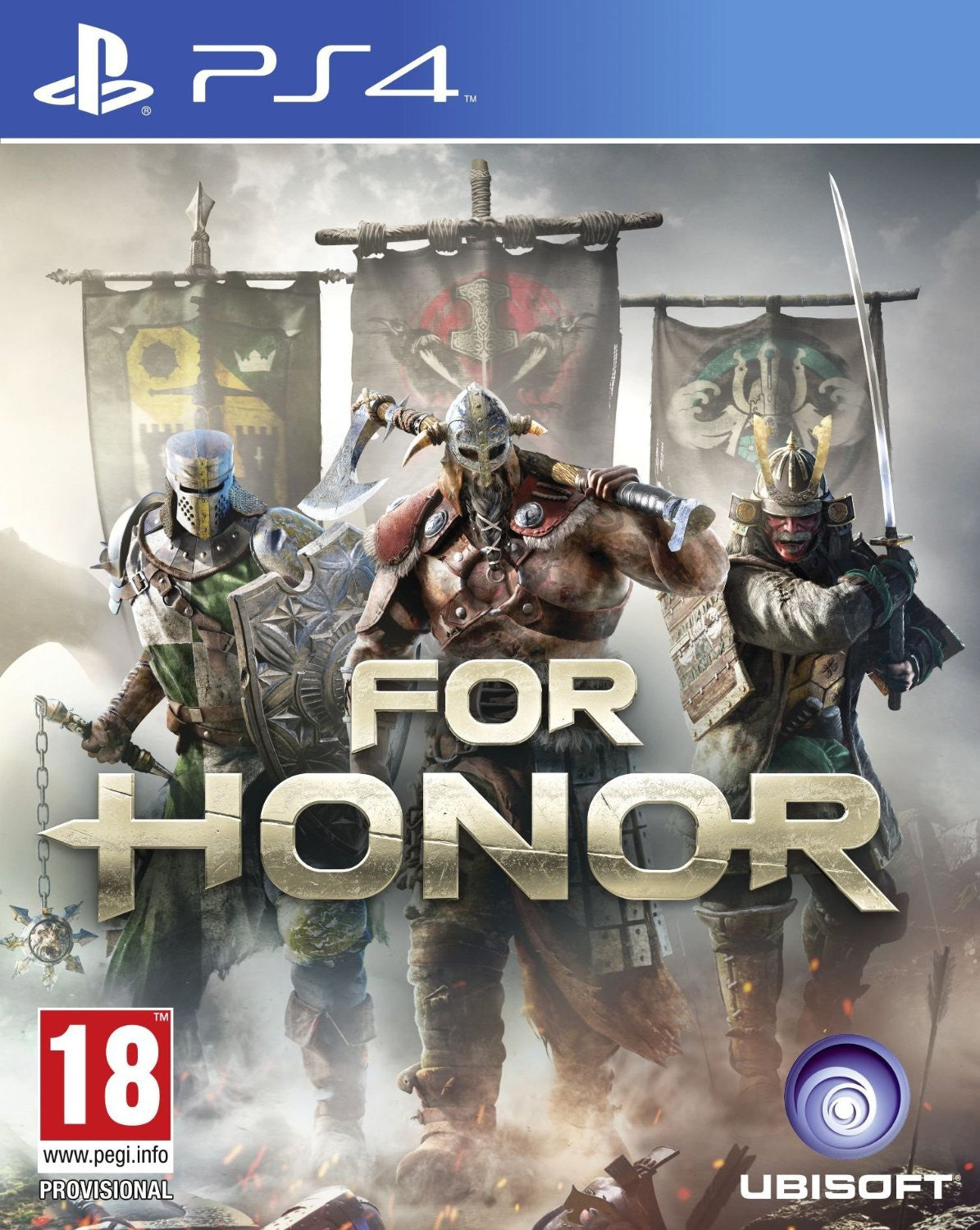 For Honor - PS4 - Video Games by UBI Soft The Chelsea Gamer