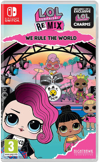 L.O.L. Surprise! Remix: We Rule The World