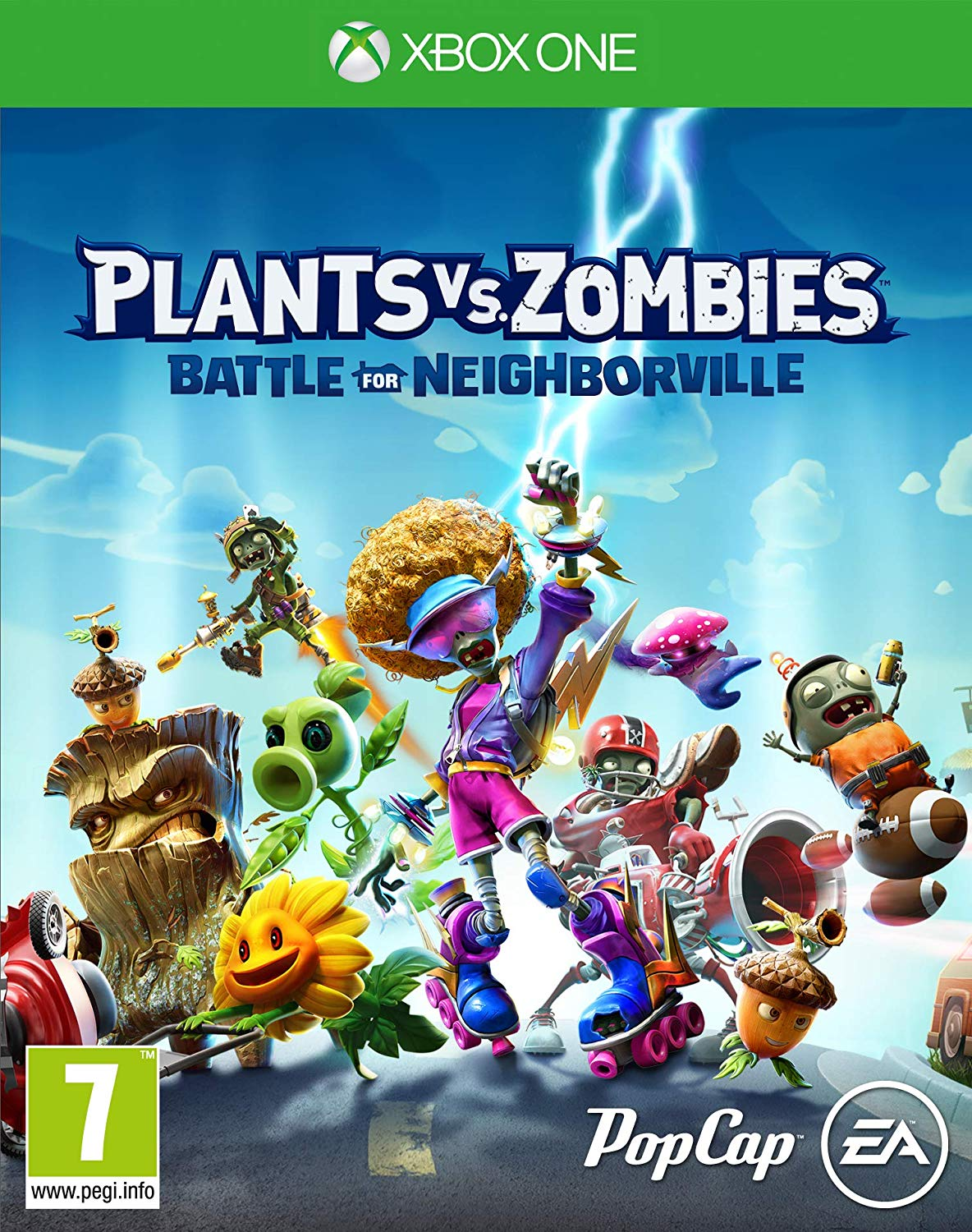 Plants Vs Zombies - Battle for Neighbourville