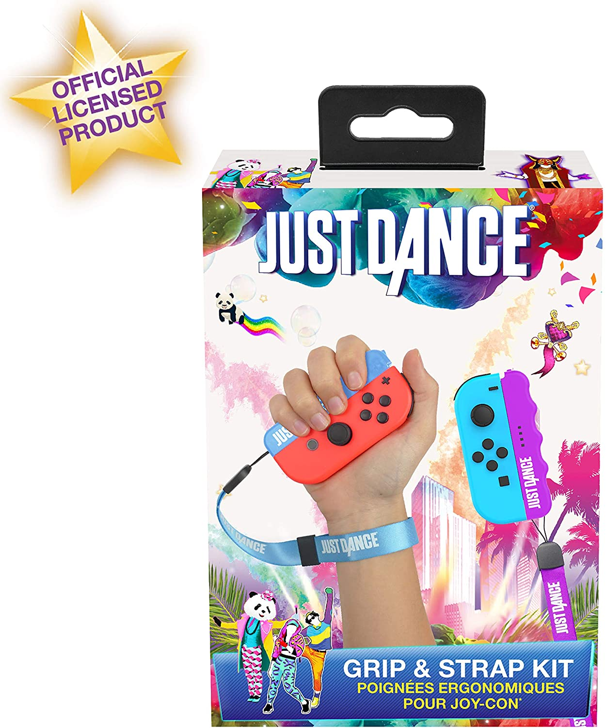 Just Dance - Grip and Strap Set