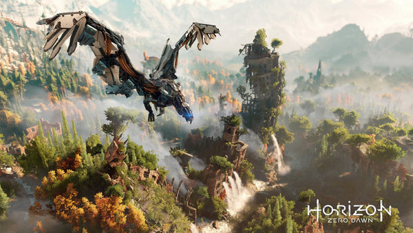 Horizon Zero Dawn - PS4 - Video Games by Sony The Chelsea Gamer