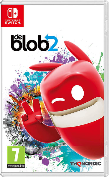 De Blob 2 - Nintendo Switch - Video Games by Nordic Games The Chelsea Gamer