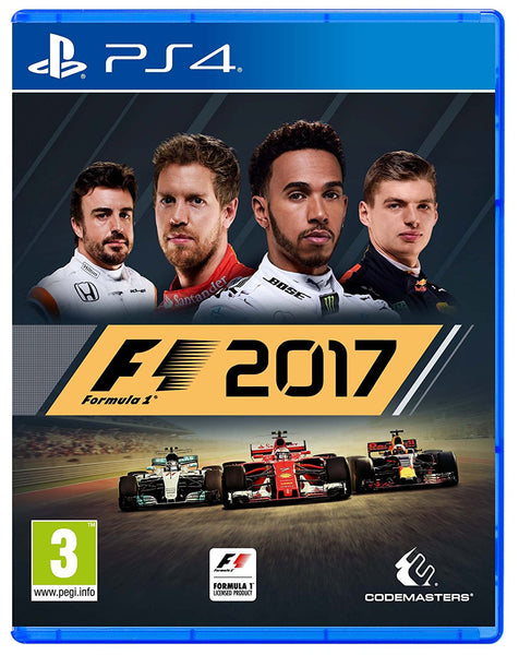F1 2017 Standard Edition- PS4 - Video Games by Codemasters The Chelsea Gamer