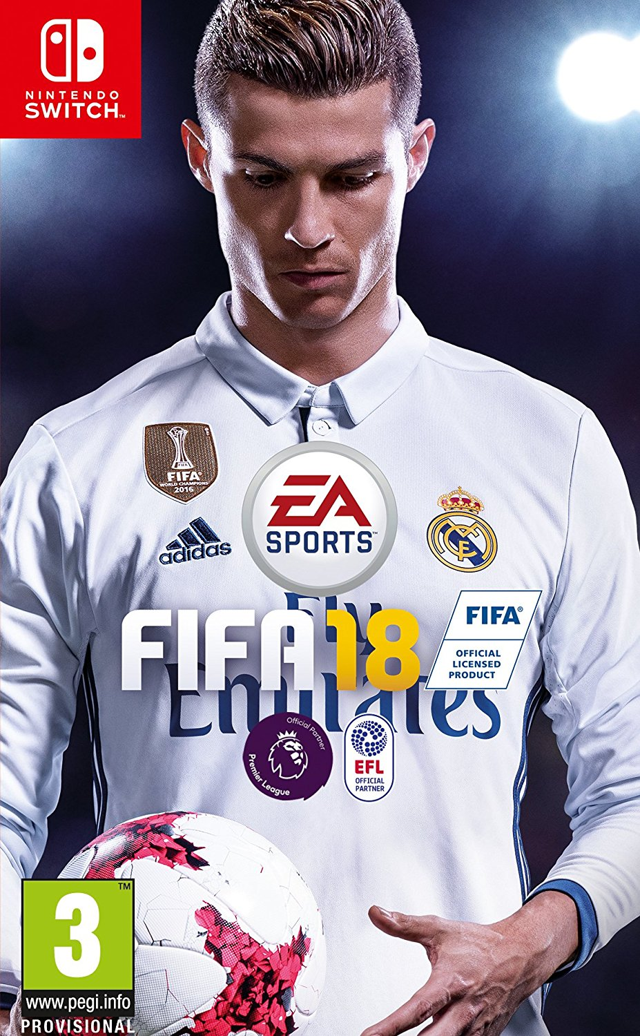 FIFA 18 for Nintendo Switch - Standard Edition