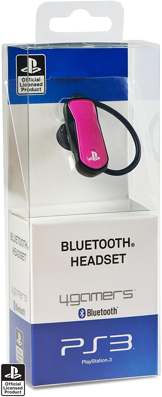 4Gamers PS3 Bluetooth Headset