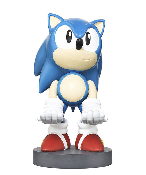 Cable Guy Collectable Device Holder - Sonic - Console Accessories by Exquisite Gaming The Chelsea Gamer