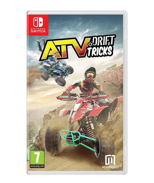 ATV Drift and Tricks - Nintendo Switch - Video Games by Maximum Games Ltd (UK Stock Account) The Chelsea Gamer