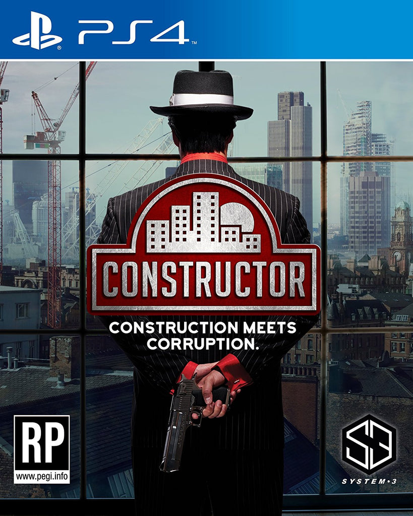 Constructor - PS4 - Video Games by Warner Bros. Interactive Entertainment The Chelsea Gamer