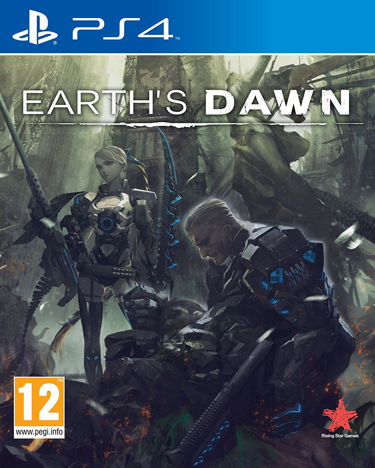Earths Dawn - PS4 - Video Games by Rising Star Games The Chelsea Gamer
