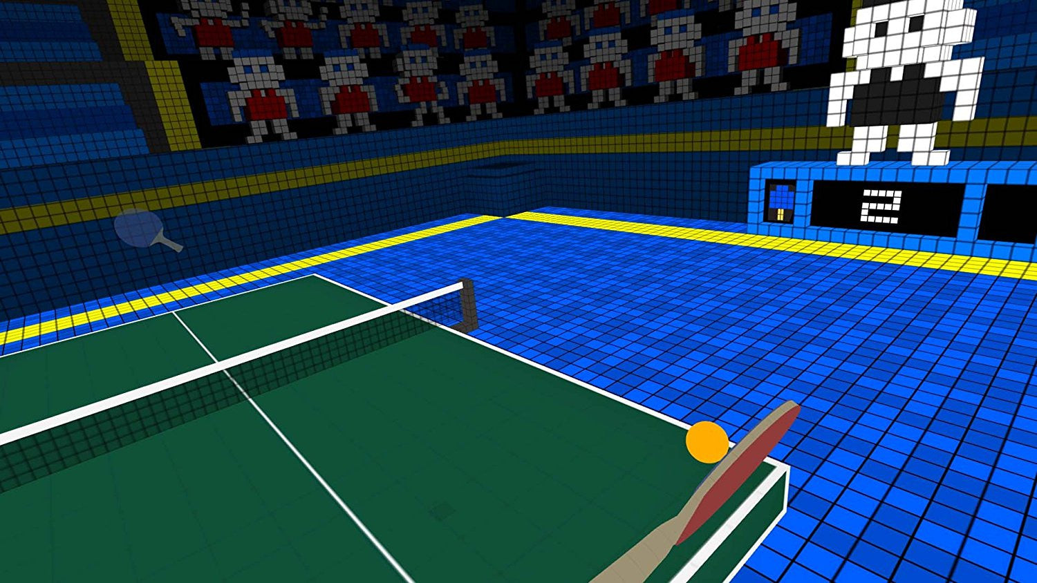 Ping Pong VR: Table Tennis Simulator - PSVR