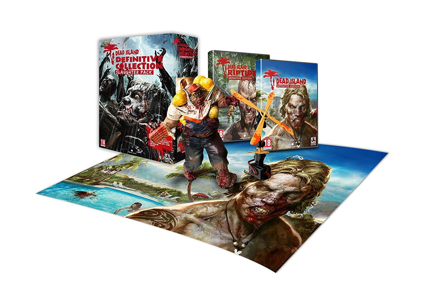 Dead Island Definitive Slaughter Pack - Video Games by Deep Silver UK The Chelsea Gamer