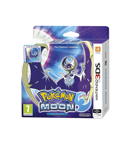 Pokemon Moon Fan Edition 3DS - Video Games by Nintendo The Chelsea Gamer