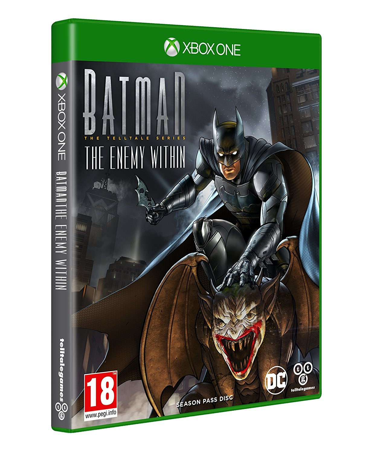 Telltale - Batman: The Enemy Within - Xbox One