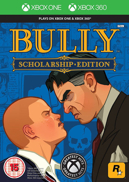 Bully: Scholarship Edition (Xbox 360 and Xbox One) - Video Games by Take 2 The Chelsea Gamer
