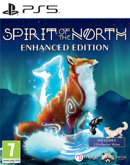 Spirit of the North - Enhanced Edition - PlayStation 5