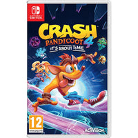 Crash Bandicoot™ 4: It's About Time - Nintendo Switch