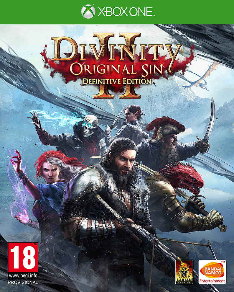 Divinity: Original Sin II Definitive Edition - Video Games by Bandai Namco Entertainment The Chelsea Gamer