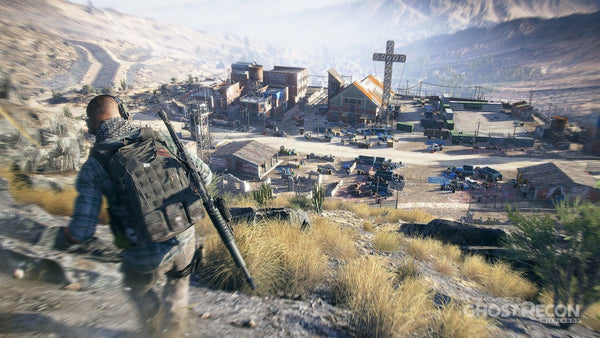 Ghost Recon: WildLands - PS4 - Video Games by UBI Soft The Chelsea Gamer