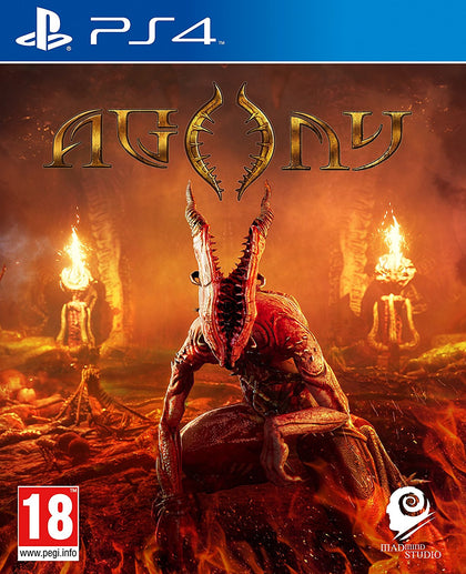 Agony - Video Games by Deep Silver UK The Chelsea Gamer
