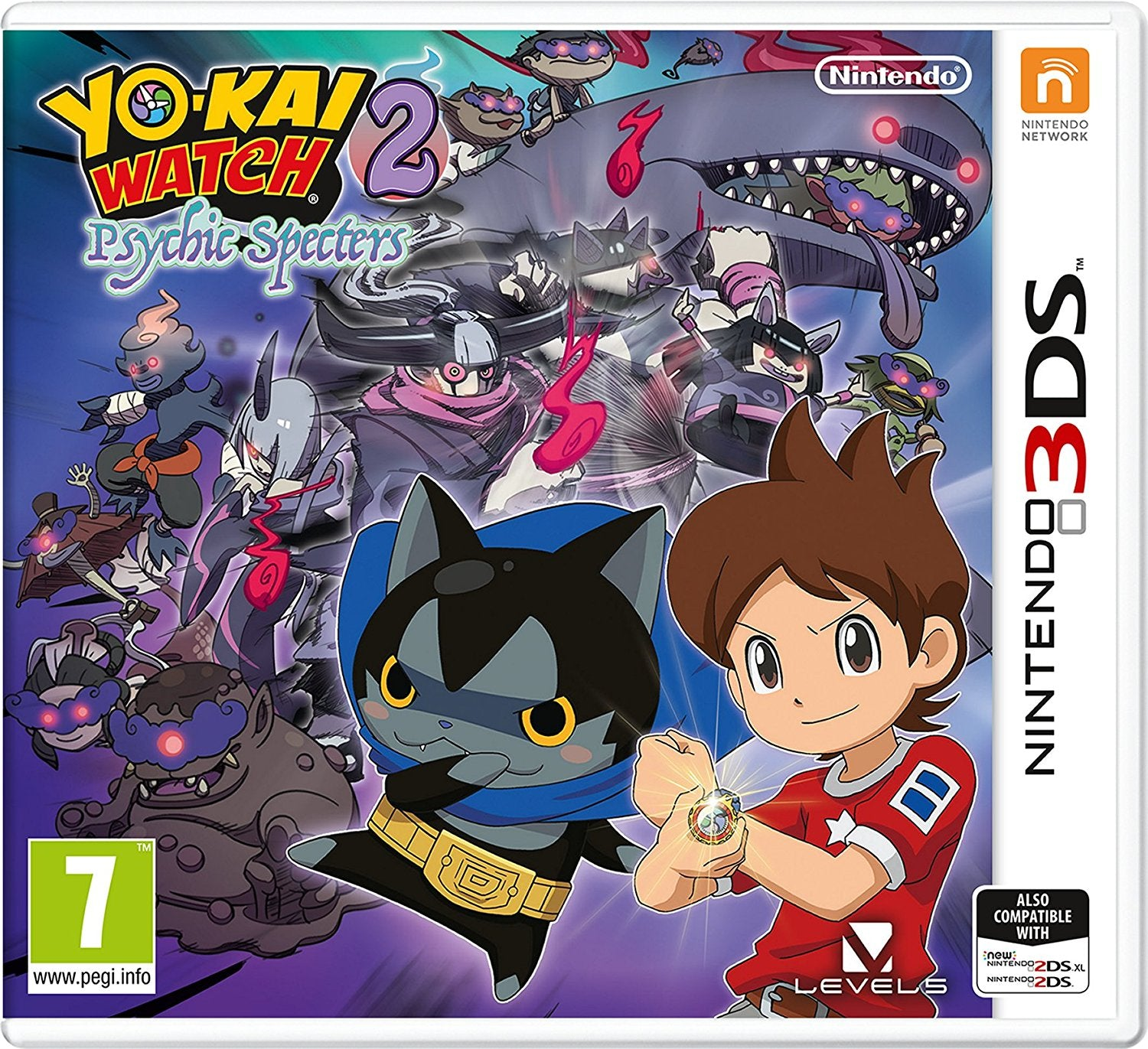 YO-KAI WATCH 2: Psychic Specters - 3DS