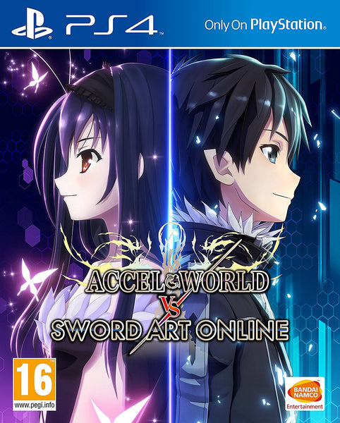 Accel World Vs Sword Art Online - PS4 - Video Games by Bandai Namco Entertainment The Chelsea Gamer