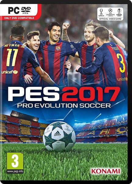 PES 2017 (PC) - Video Games by Konami The Chelsea Gamer
