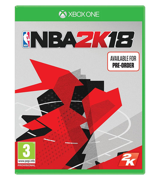 NBA 2K18 (Xbox One) - Video Games by Take 2 The Chelsea Gamer