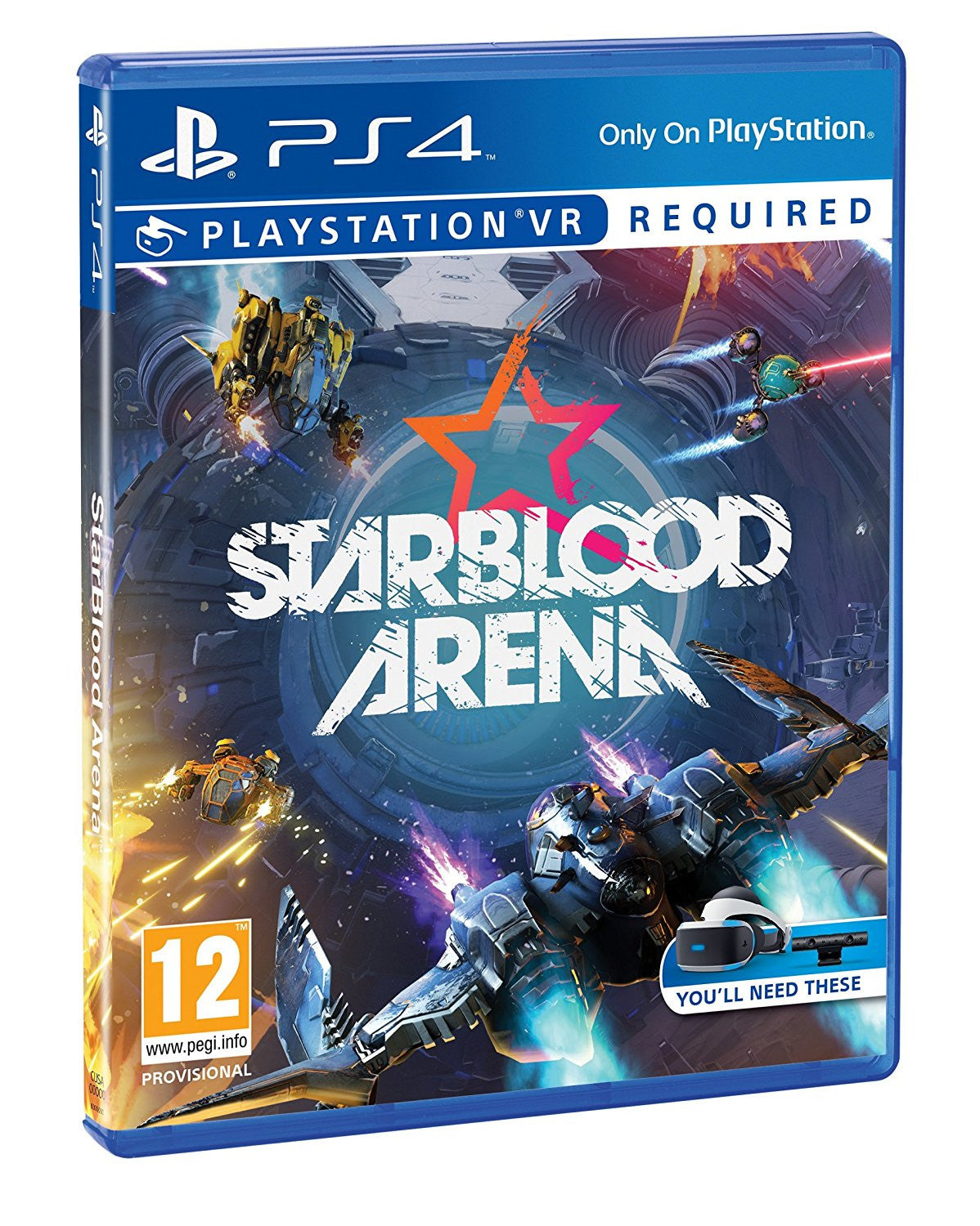 Starblood Arena - PSVR - Video Games by Sony The Chelsea Gamer