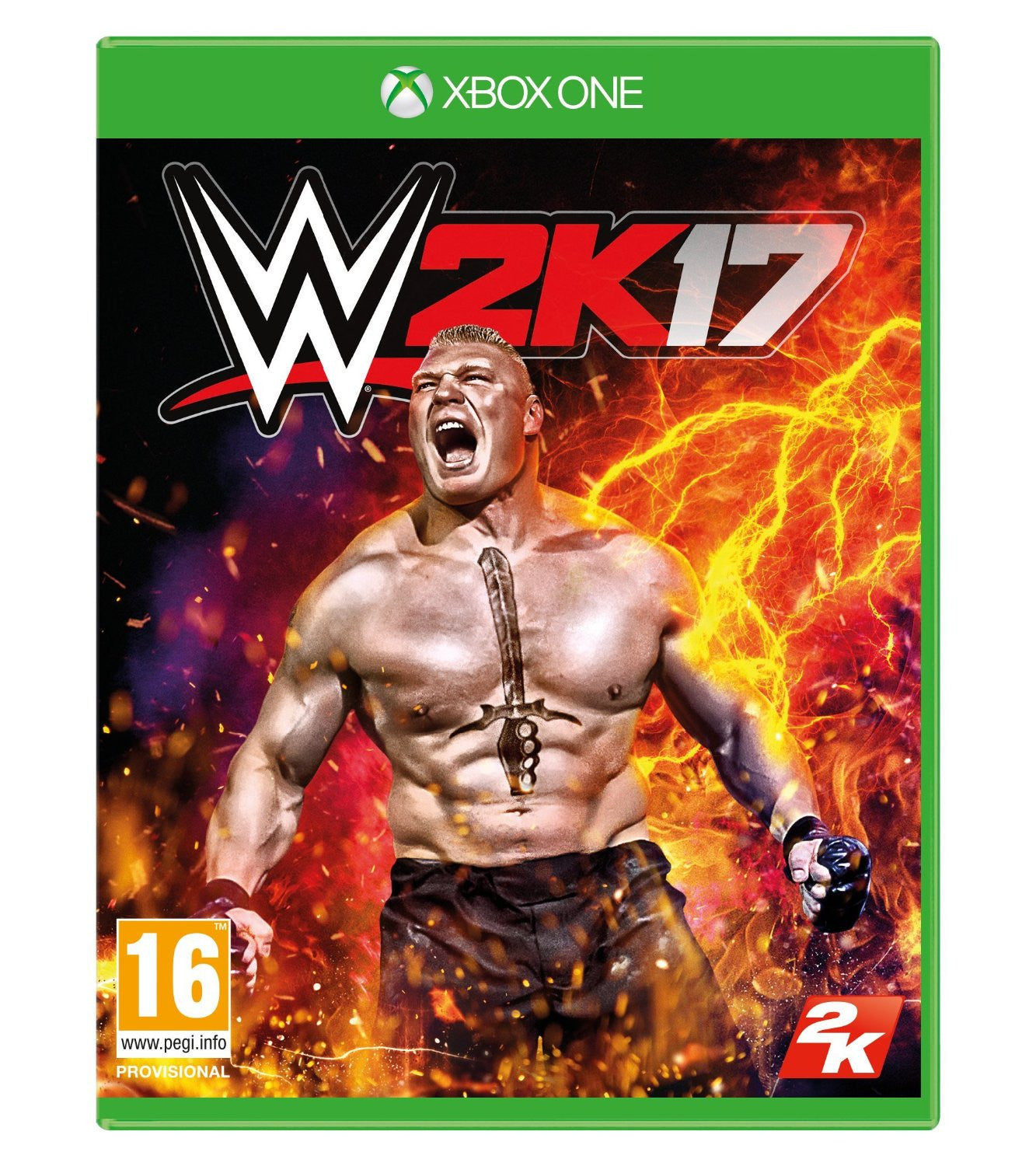 WWE 2K17 - Xbox One - Video Games by 2K Games The Chelsea Gamer