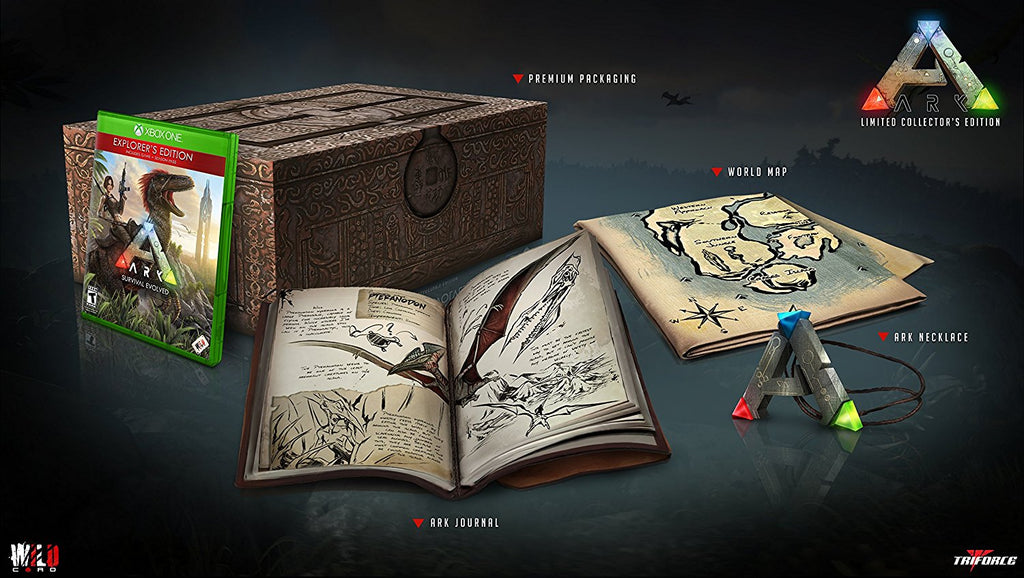 ARK Collectors Edition UK/Nordics Xbox One - Video Games by Wildcard The Chelsea Gamer