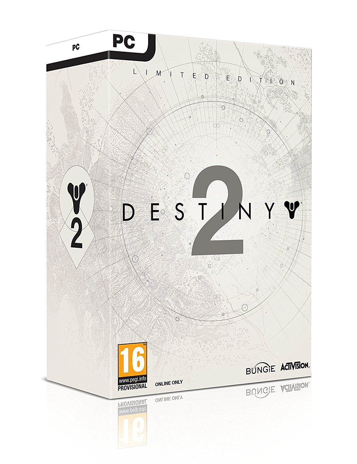 Destiny 2 Limited Edition - PC - Video Games by ACTIVISION The Chelsea Gamer
