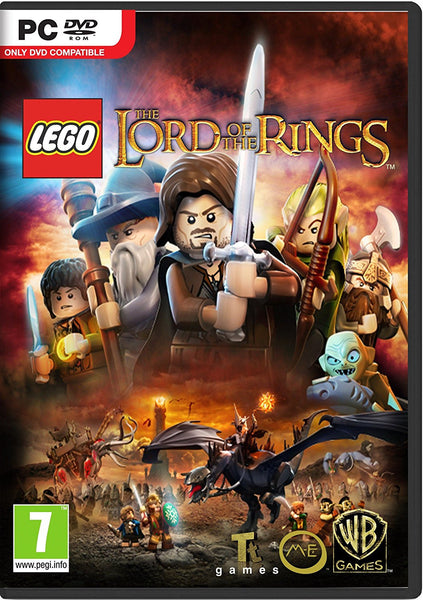 LEGO® The Lord of the Rings™ - PC - Video Games by Warner Bros. Interactive Entertainment The Chelsea Gamer
