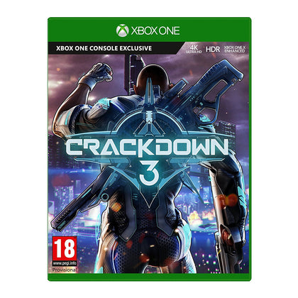 Crackdown 3 - Xbox One - Video Games by Microsoft The Chelsea Gamer