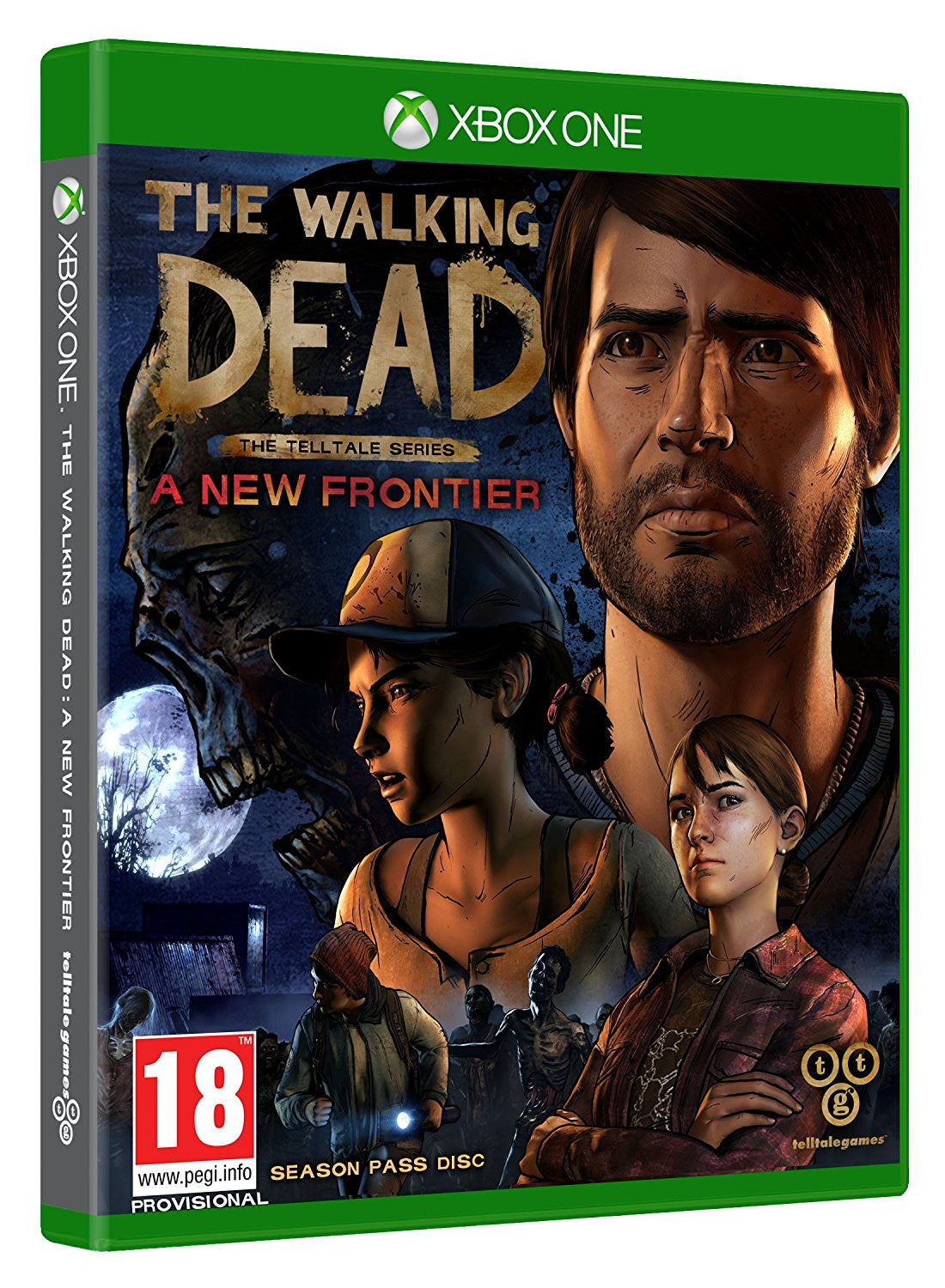 The Walking Dead - The Telltale Series: A New Frontier - Xbox One - Video Games by Warner Bros. Interactive Entertainment The Chelsea Gamer