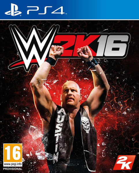 WWE 2K16 - Xbox One - Video Games by 2K Games The Chelsea Gamer