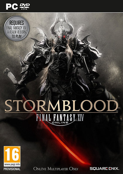 Final Fantasy XIV Stormblood - PC - Video Games by Square Enix The Chelsea Gamer