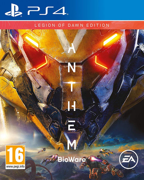 Anthem - Legion of Dawn Edition - Video Games by Electronic Arts The Chelsea Gamer