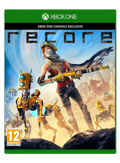 Recore (Xbox One) - Video Games by Microsoft The Chelsea Gamer