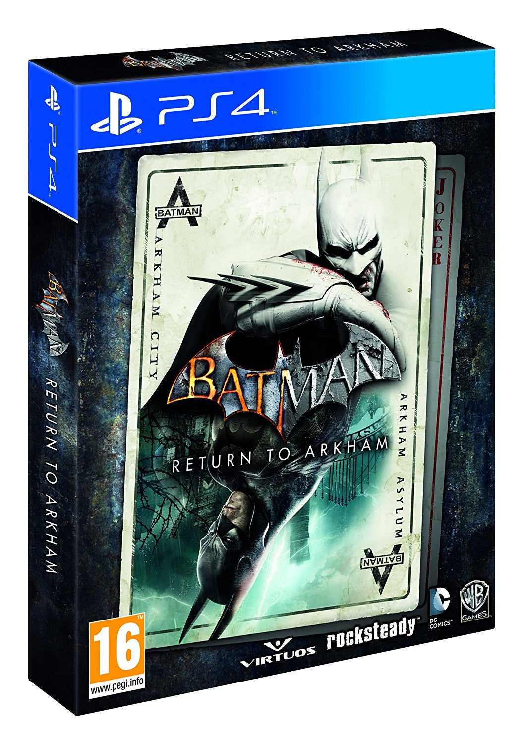 Batman Return To Arkham PS4 - Video Games by Warner Bros. Interactive Entertainment The Chelsea Gamer