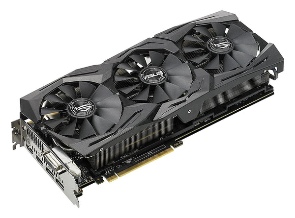Asus ROG Strix GeForce® GTX 1080 Ti 11GB - Core Components by Asus The Chelsea Gamer