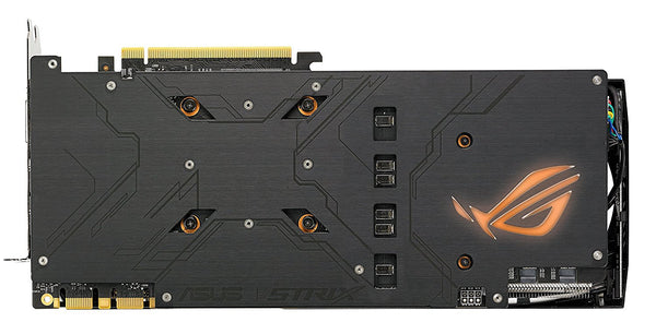 Asus ROG Strix GeForce® GTX 1080 Ti OC edition 11GB - Core Components by Asus The Chelsea Gamer