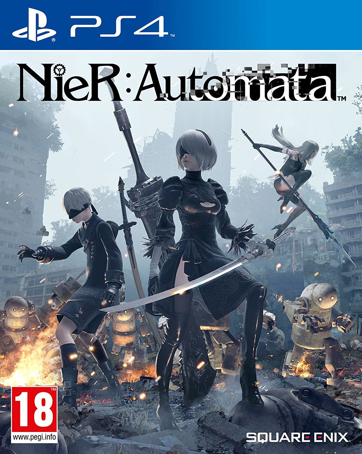 Nier Automata: Standard Edition - PS4