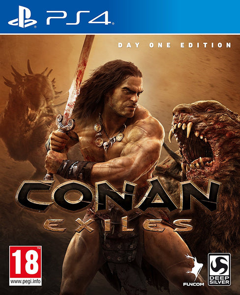 Conan Exiles Day One Edition - Video Games by Deep Silver UK The Chelsea Gamer