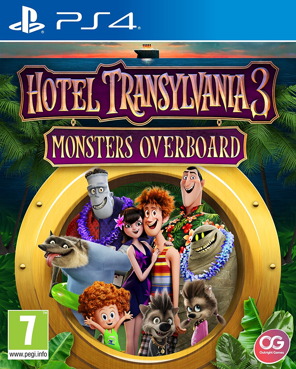 Hotel Transylvaniea 3: Monsters Overload
