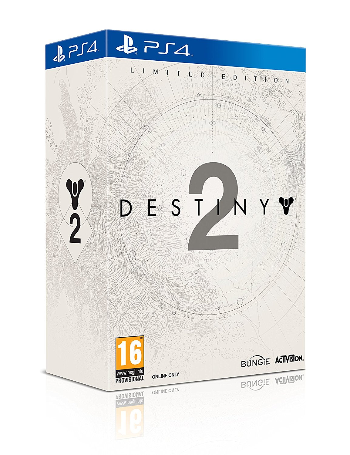 Destiny 2 Limited Edition - PS4 - Video Games by ACTIVISION The Chelsea Gamer