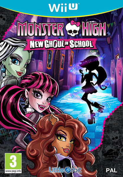 Monster High: New Ghoul in School - Video Games by Bandai Namco Entertainment The Chelsea Gamer
