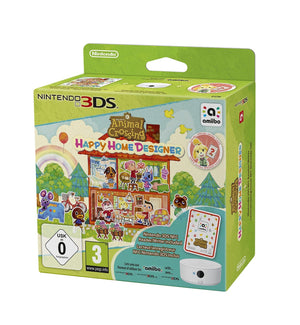 Animal Crossing: Happy Home Designer 3DS XL