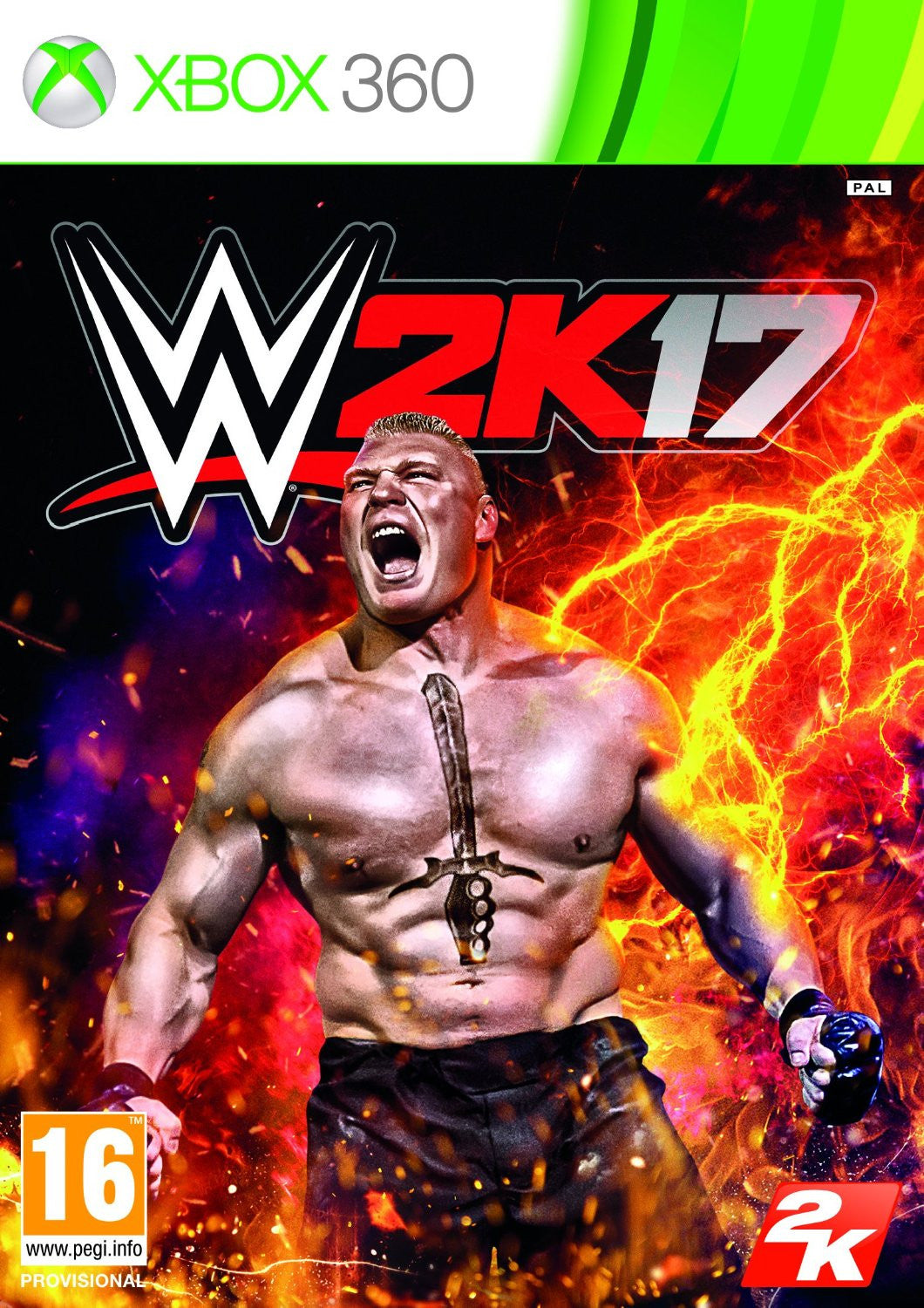 WWE 2K17 - Xbox 360 - Video Games by 2K Games The Chelsea Gamer